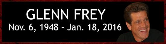RIP Glenn Frey, founder of the Eagles