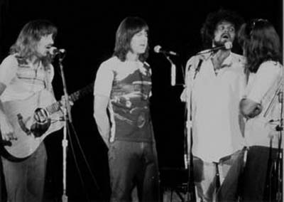 1977 Eagles Play The Merriweather Post Pavilion In Columbia Md For Hotel California Tour